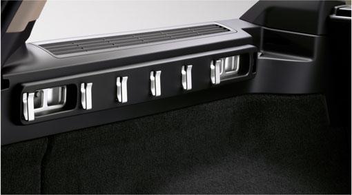 Hakenleisten, Volvo XC70 MJ2008 bis MJ2015