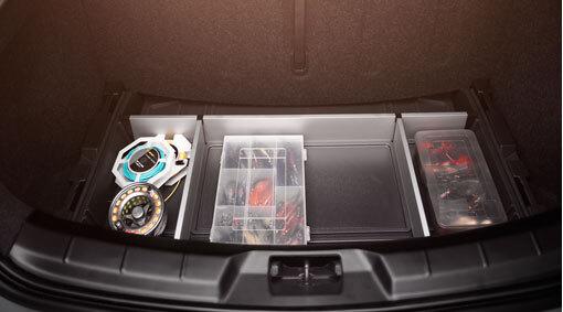 Gepäckraumboden-Organizer, V40CC