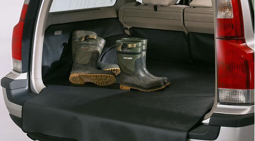 Gepäckraum-Schutzmatte, V70 MJ2001-MJ2008