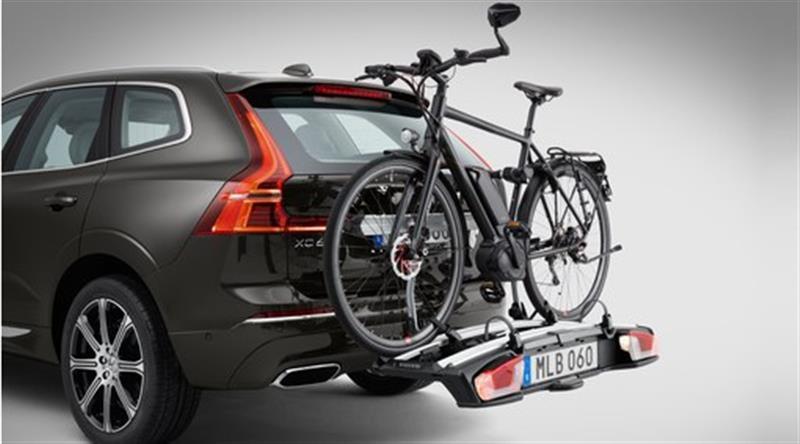 Fahrradträger für Anhängerzugvorrichtung, E-Bikes