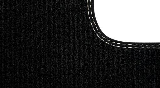 Tappetino, pavimento abitacolo, tessuto, R-design