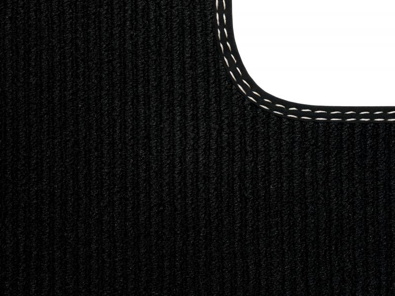 Tapis d'habitacle en textile
