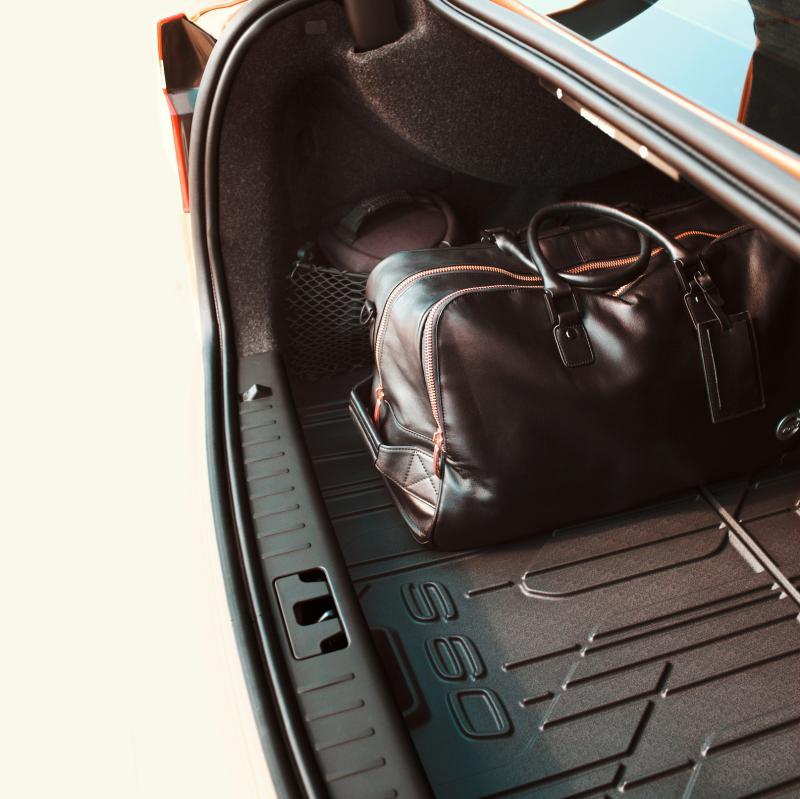 Gepäckraum-Schalenmatte, Volvo S60