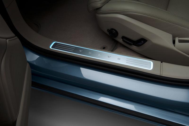 Einstiegleisten, beleuchtet, Volvo XC90 ab MJ2016