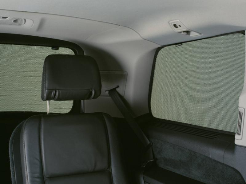 Passform-Sonnenschutzblenden Gepäckraum, XC90 bis MJ2014