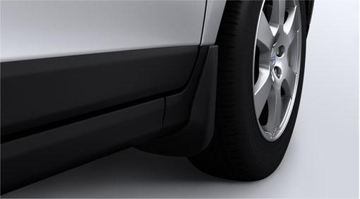 Schmutzfänger hinten, Volvo XC60 MJ2014 bis MJ2017