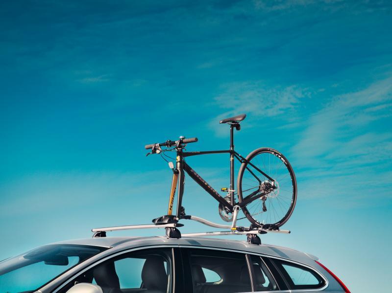 Fahrradträger Profi, Dachmontage