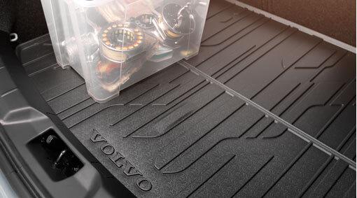 Tappeto del vano di carico in plastica stampata
