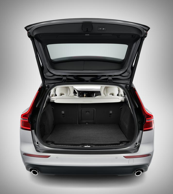 Gepäckraum-Wendematte extra lang, V90
