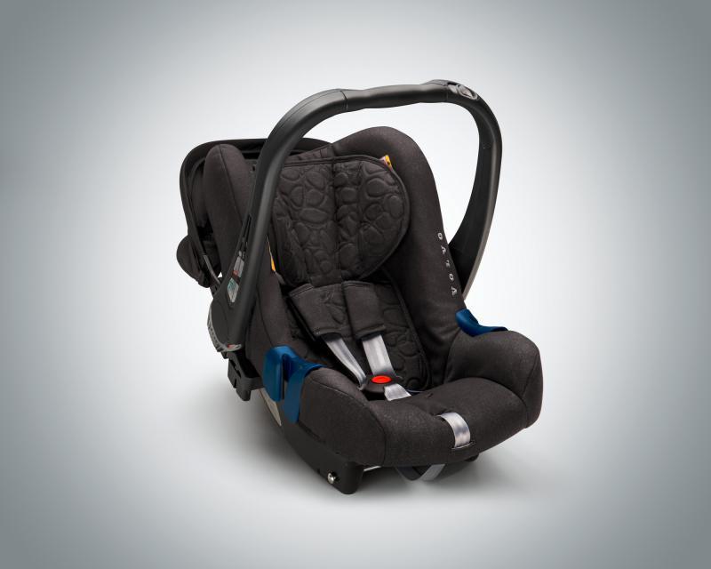 Babyschale i-Size  ISOFIX-fähig