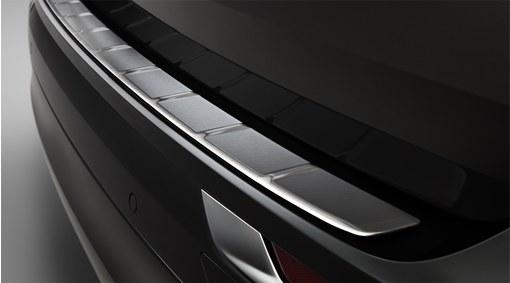 Stoßfänger-Schutzleiste, Edelstahl, Volvo XC60 ab MJ2018