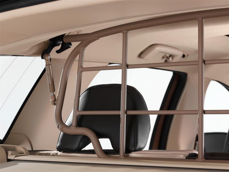 Gepäckraumgitter, Volvo XC60 bis MJ2017