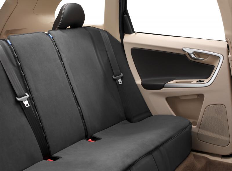 Schutzbezug Rücksitzbank, XC60 bis MJ2017