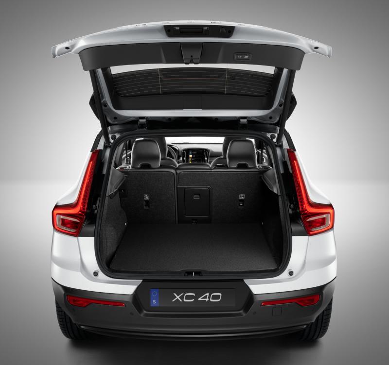 Gepäckraum-Wendematte extra lang, XC40