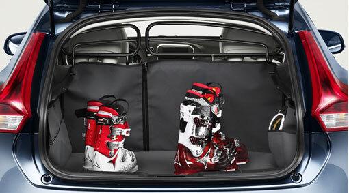 Protection anti-salissure entièrement recouvrante pour compartiment à bagages