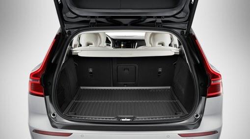 Gepäckraum-Schalenmatte, V60 ab MJ2019