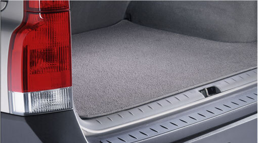 Gepäckraum-Wendematte, V60CC bis MJ2018
