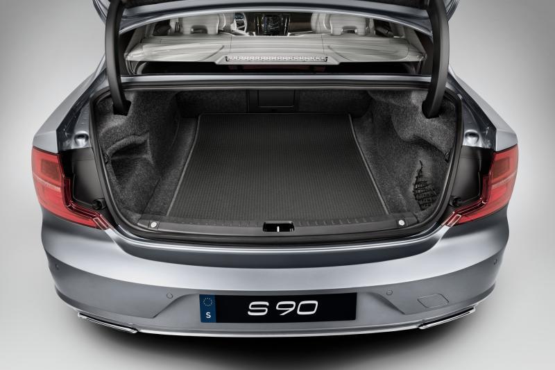 Gepäckraum-Wendematte, S90