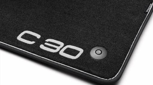 Fußmattensatz, Sport, Volvo C30