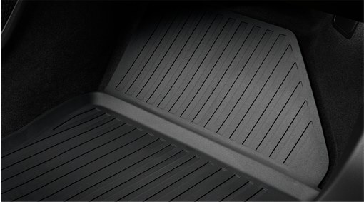 Fußmattensätze Gummi-Optik, S60 ab MJ2019