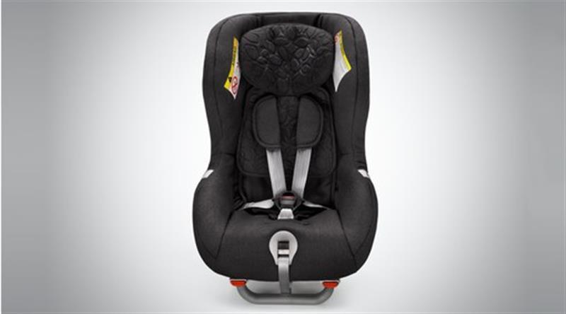 Rückwärts gewandter Kindersitz