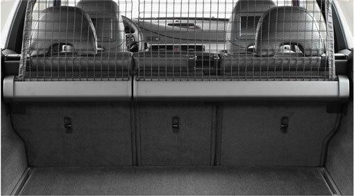 Sicherheitstrennnetz, XC70 ab MJ2008
