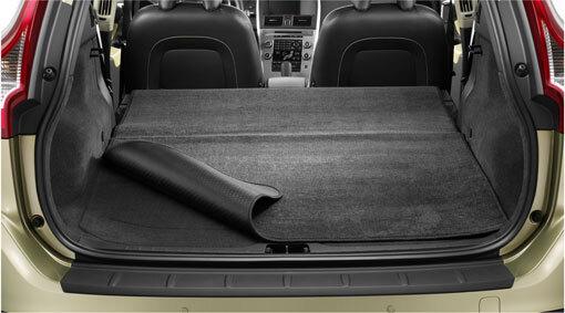 Gepäckraum-Wendematte, extra lang, Volvo V60 Cross Country bis MJ2018