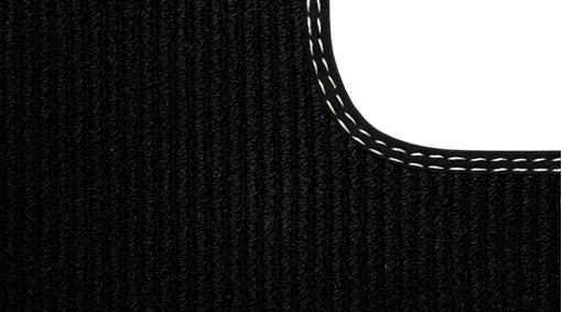 Tappetini abitacolo in tessuto - R-design